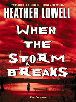 Book When the Storm Breaks by Heather Lowell