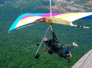 Hang Gliding For Beginners by Martin Quinn