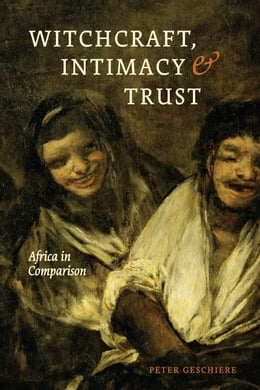 Book Witchcraft, Intimacy, and Trust: Africa in Comparison by Peter Geschiere