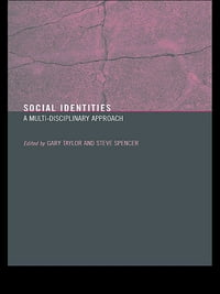 Social Identities: Multidisciplinary Approaches