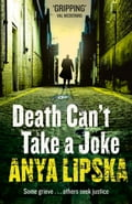 9780007524419 - Anya Lipska: Death Can't Take a Joke (Kiszka & Kershaw, Book 2) - Buch