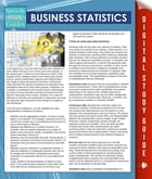 Business Statistics (Speedy Study Guides)