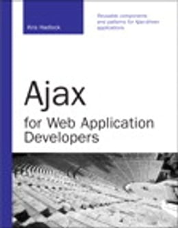 Book Ajax for Web Application Developers by Kris Hadlock