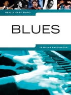 Really Easy Piano: Blues by Wise Publications