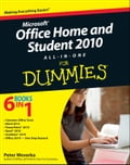 Office Home and Student 2010 All-in-One For Dummies 41869beb-6773-4eff-b8bc-127c5f55a5c1