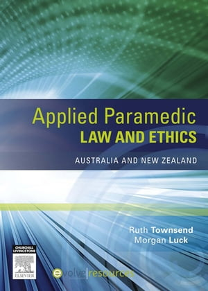 Applied Paramedic Law and Ethics Australia and New Zealand