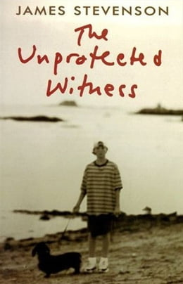 Book The Unprotected Witness by James Stevenson