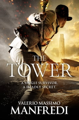 Book The Tower by Valerio Massimo Manfredi