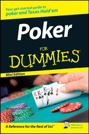 Poker For Dummies�,  Mini Edition
