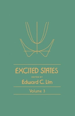 Book Excited States V3 by Lim, Edward