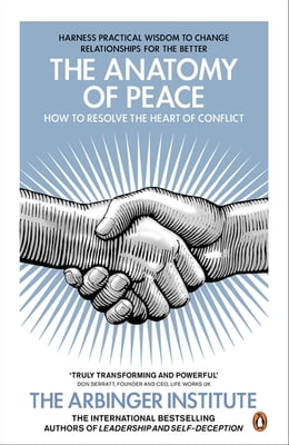 Book The Anatomy of Peace: How to Resolve the Heart of Conflict by Penguin Books Ltd