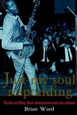 Book Just My Soul Responding by Ward, Brian