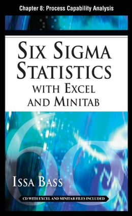 Book Six Sigma Statistics with Excel: Statistical Process Control by Issa Bass
