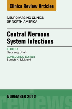 Central Nervous System Infections,  An Issue of Neuroimaging Clinics