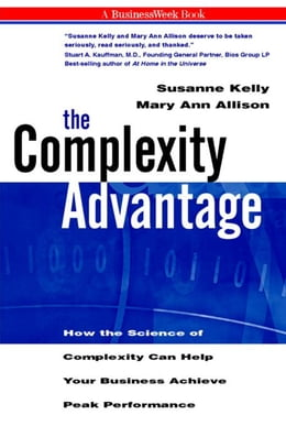Book The Complexity Advantage by Kelly, Susanne