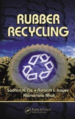 Book Rubber Recycling by De, Sadhan K.