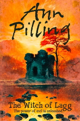 Book The Witch of Lagg by Ann Pilling
