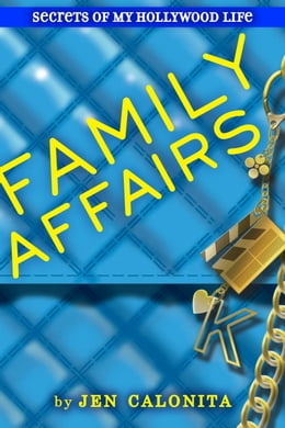 Book Family Affairs by Jen Calonita