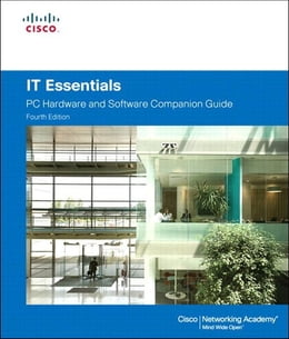 Book IT Essentials: PC Hardware and Software Companion Guide by Cisco Networking Academy
