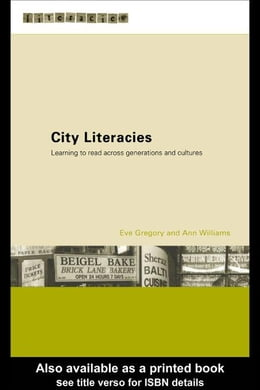 Book City Literacies by Gregory, Eve