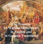 The Tempest/ Der Sturm, Bilingual edition (in English with line numbers and in German translation) by William Shakespeare