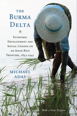 Book The Burma Delta by Adas, Michael