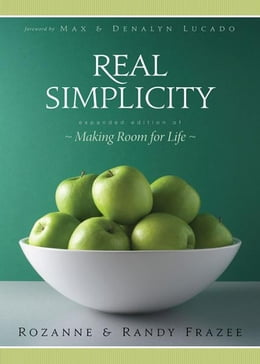 Book Real Simplicity by Rozanne Frazee