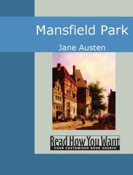 Book Mansfield Park by Austen Jane