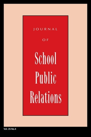 Jspr Vol 25-N4 by Journal of School Public Relations