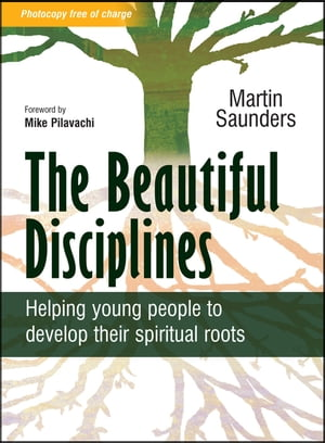 The Beautiful Disciplines: Helping young people to develop their spiritual roots by Martin Saunders