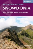 Mountain Walking in Snowdonia: 40 of the finest routes in Snowdonia by Terry Fletcher