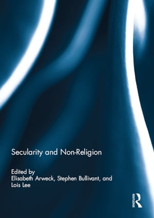 Secularity and Non-Religion