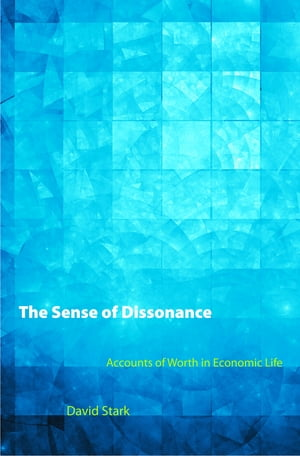 The Sense of Dissonance Accounts of Worth in Economic Life
