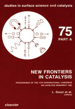 Book New Frontiers in Catalysis, Parts A-C by Guczi, L.