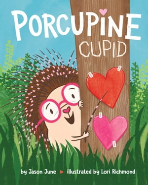 Porcupine Cupid by Jason June