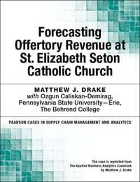 Forecasting Offertory Revenue at St. Elizabeth Seton Catholic Church