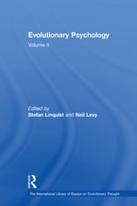 Evolutionary Psychology: Volume II