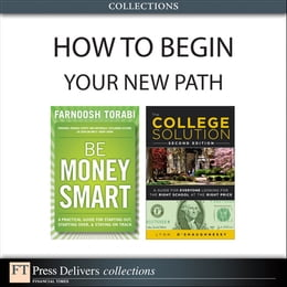 Book How to Begin Your New Path (Collection) by Farnoosh Torabi
