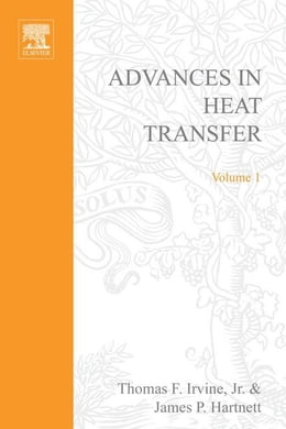 Book Advances in Heat Transfer by Irvine, Thomas F.