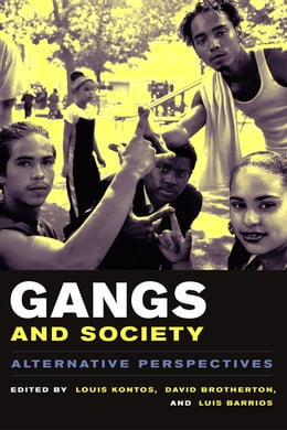 Book Gangs and Society: Alternative Perspectives by Louis Kontos