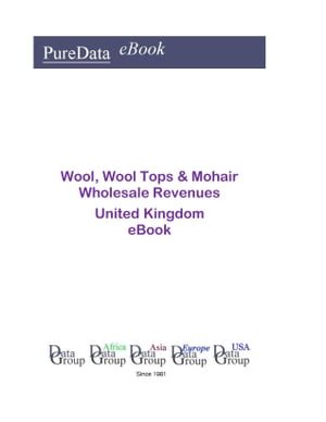 Wool, Wool Tops & Mohair Wholesale Revenues in the United Kingdom