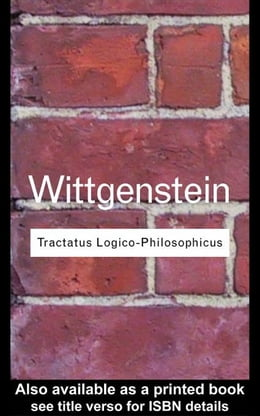 Book Tractatus Logico-Philosophicus by Wittgenstein, Ludwig