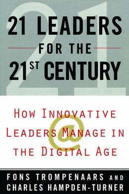 Book 21 Leaders for The 21st Century by Trompenaars, Fons