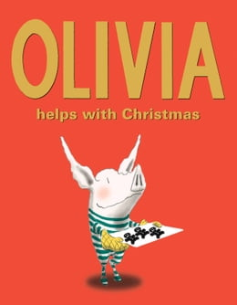 Book Olivia Helps with Christmas: with audio recroding by Ian Falconer