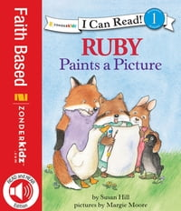 Ruby Paints a Picture