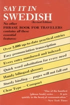 Say It in Swedish (Revised) by Dover