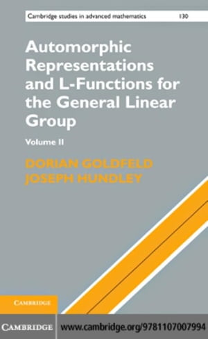 Automorphic Representations and L-Functions for the General Linear Group