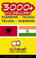 3000+ Vocabulary Albanian - Telugu