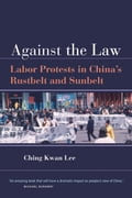 Against the Law: Labor Protests in China's Rustbelt and Sunbelt photo
