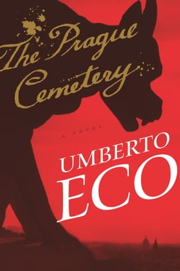 Book The Prague Cemetery by Umberto Eco